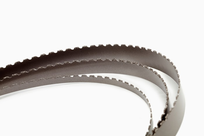 Tungsten Carbide Band Saw Blades Gulleted