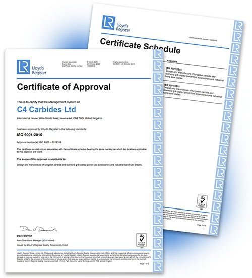 ISO 9001:2015 site approval success